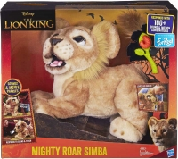 Wholesalers of Furreal Mighty Roar Simba toys image