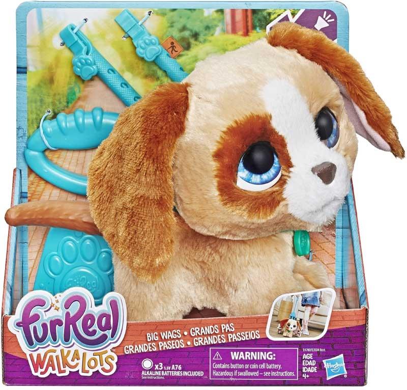 Wholesalers of Furreal Walkalots Big Wags Ast toys