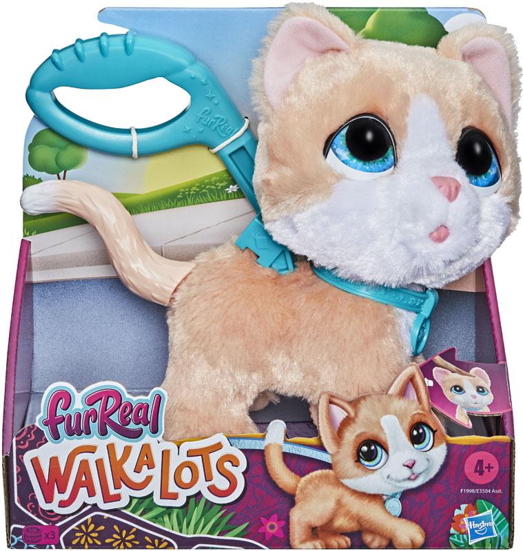 Wholesalers of Furreal Walkalots Big Wags Cat 2.0 toys