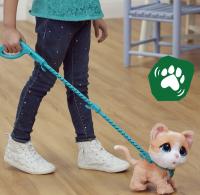 Wholesalers of Furreal Walkalots Big Wags Cat 2.0 toys image 3