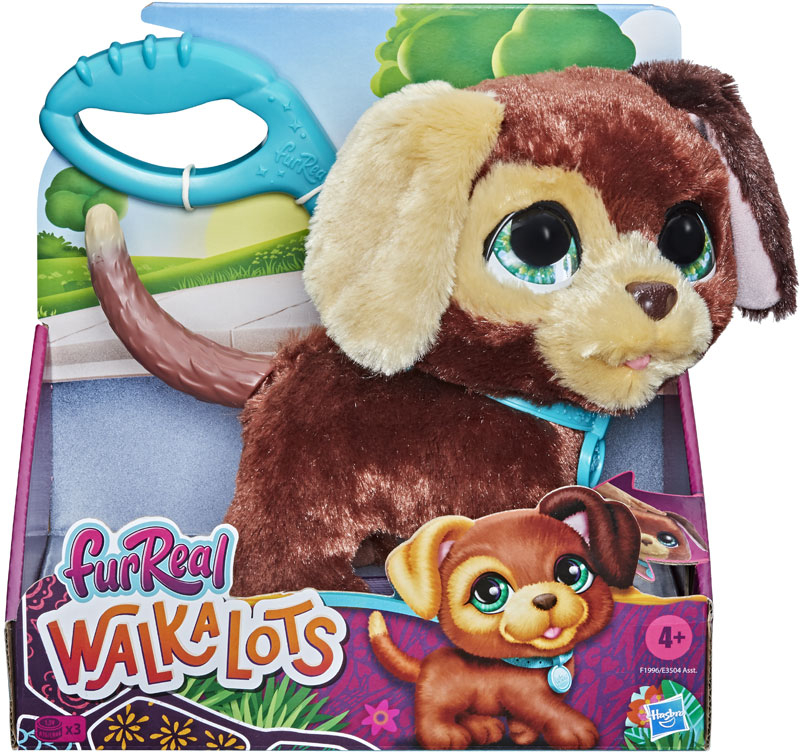 Wholesalers of Furreal Walkalots Big Wags Dog 2.0 toys