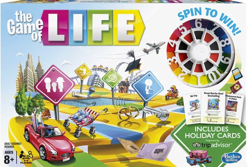 Wholesalers of Game Of Life Classic toys