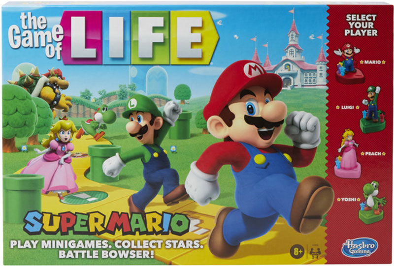 Wholesalers of Game Of Life Super Mario toys