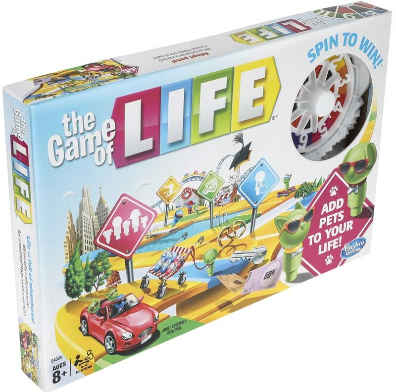 Wholesalers of Game Of Life toys
