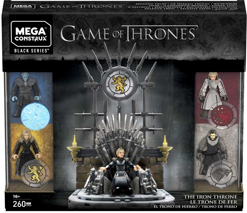 Wholesalers of Game Of Thrones The Iron Throne toys