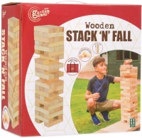 Wholesalers of Garden Games Stack N Fall toys image