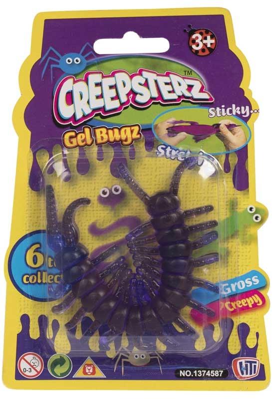 Wholesalers of Gel Bugz toys