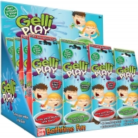 Wholesalers of Gelli Play 120g Assorted Colours toys image