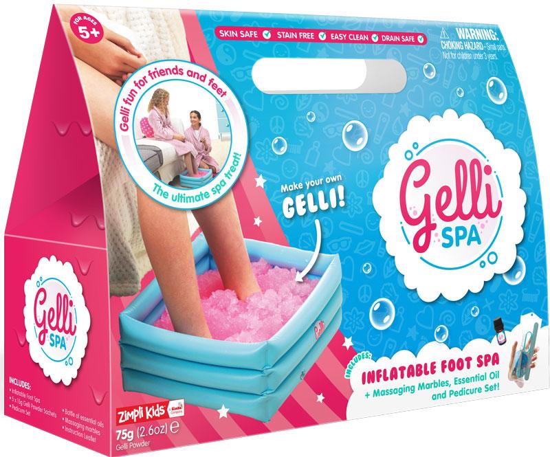 Wholesalers of Gelli Spa - 75g toys