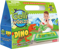 Wholesalers of Gelli Worlds Dino Pack toys image