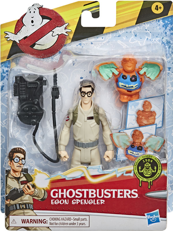 Wholesalers of Ghostbusters Fright Feature Figure Spengler toys