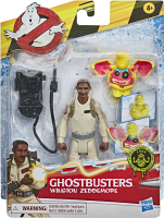 Wholesalers of Ghostbusters Fright Feature Figure Zeddemore A toys image