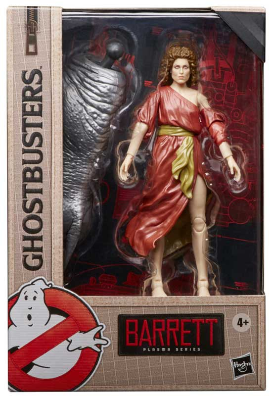 Wholesalers of Ghostbusters Plasma Series Barrett toys