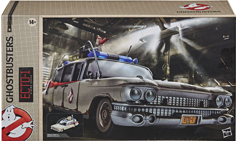 Wholesalers of Ghostbusters Plasma Series Ecto 1 toys