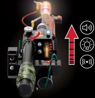 Wholesalers of Ghostbusters Plasma Series Neutrona Wand toys image 4