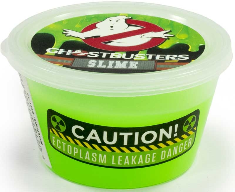 Wholesalers of Ghostbusters Slime toys