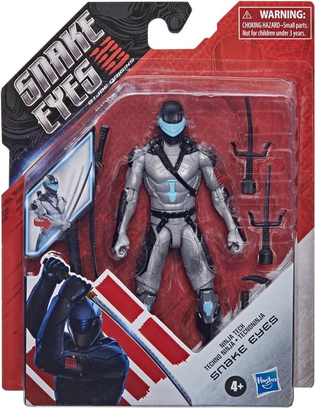 Wholesalers of Gi Joe Core Ninja Fig Snake Eyes 2 toys