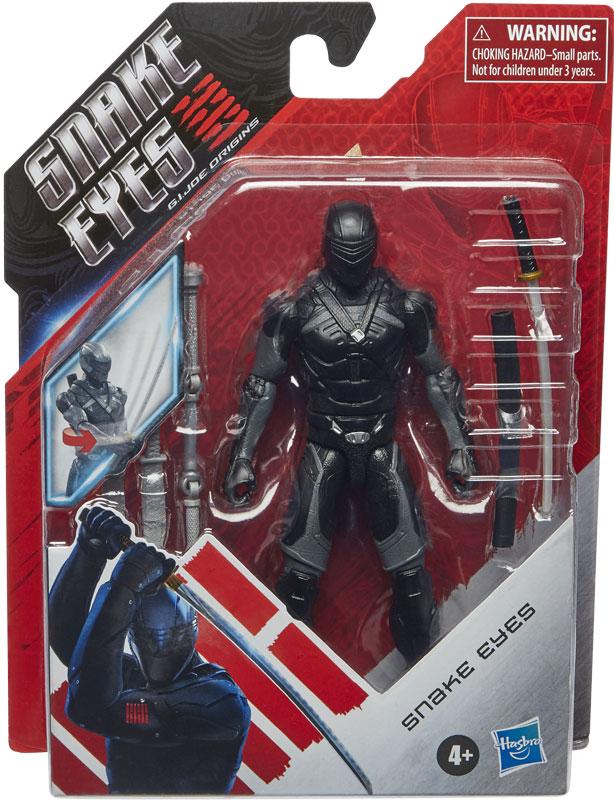 Wholesalers of Gi Joe Core Ninja Fig Snake Eyes toys