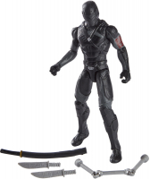 Wholesalers of Gi Joe Core Ninja Fig Snake Eyes toys image 2