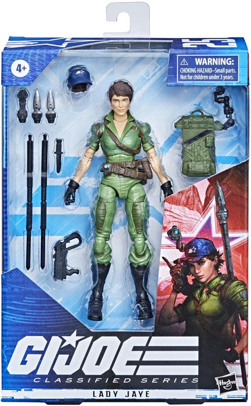 Wholesalers of Gi Joe Cs Figure Lady Jaye toys