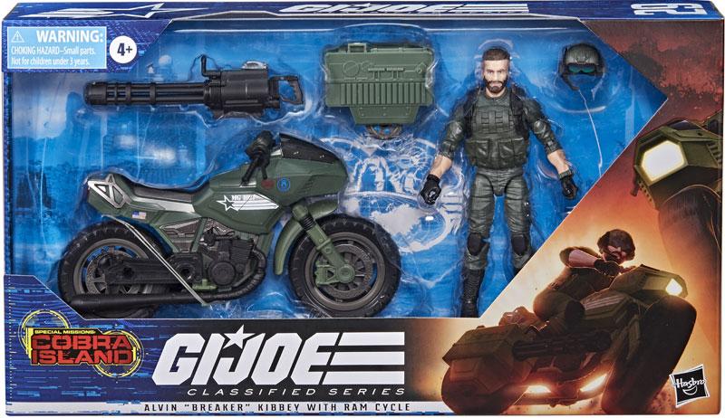Wholesalers of Gi Joe Cs Themed Fig And Bike 2 toys