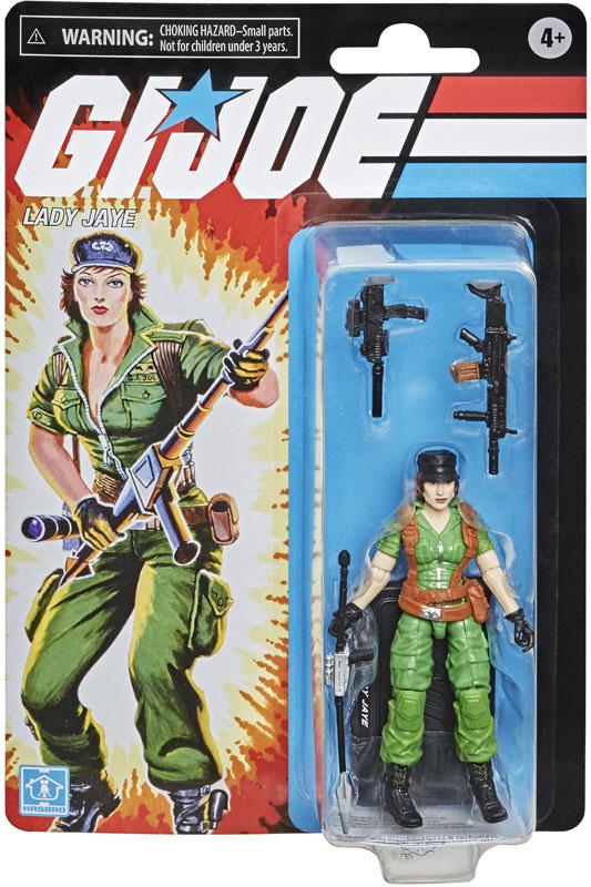 Wholesalers of Gi Joe Retro Figure Rocket toys