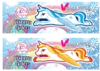 Wholesalers of Gliders Gliders Unicorn 18cm 4 Asst Designs toys image 3