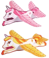 Wholesalers of Gliders Gliders Unicorn 18cm 4 Asst Designs toys image 4