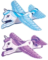 Wholesalers of Gliders Gliders Unicorn 18cm 4 Asst Designs toys image 5