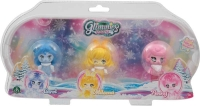 Wholesalers of Glimmies  Polaris Triple Pack Asst toys image