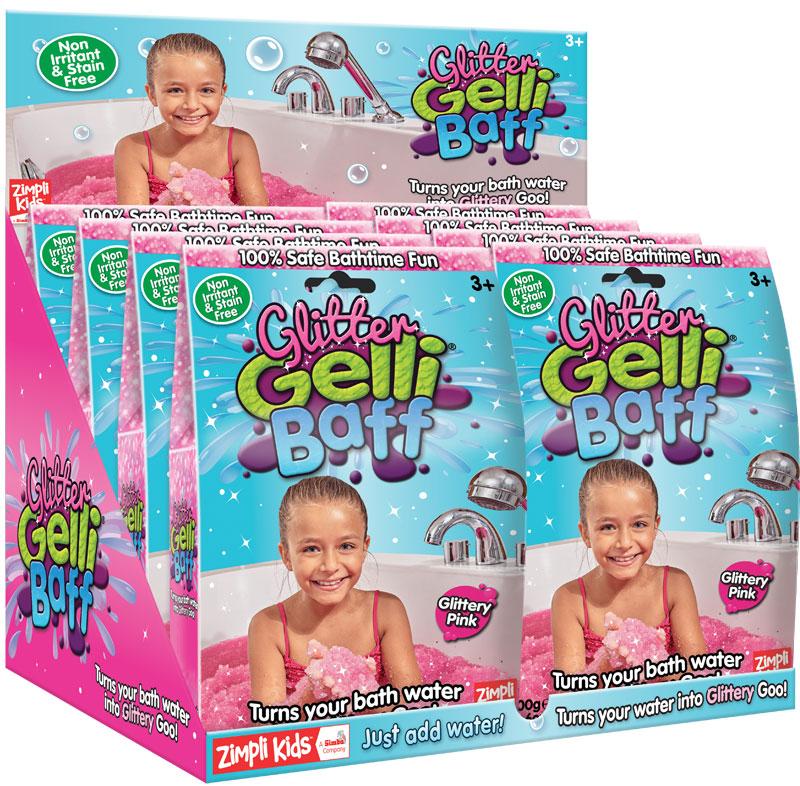 Wholesalers of Glitter Gelli Baff - 300g toys