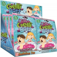 Wholesalers of Glitter Gelli Baff - Pink - 300g toys image