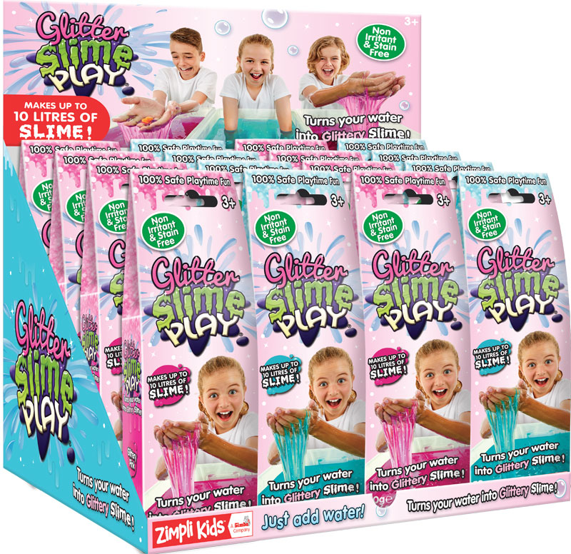 Wholesalers of Glitter Slime Play - 50g toys