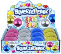 Wholesalers of Glitter Splat Ball With Beads toys image 3