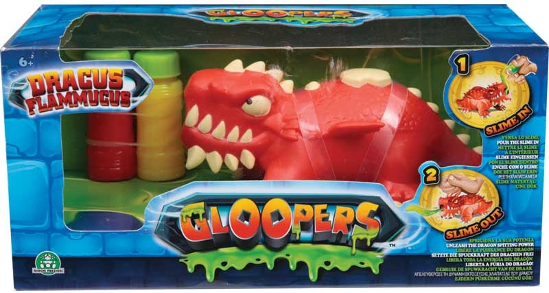Wholesalers of Gloopers Dragon toys