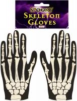 Wholesalers of Gloves Skeleton Adult toys image