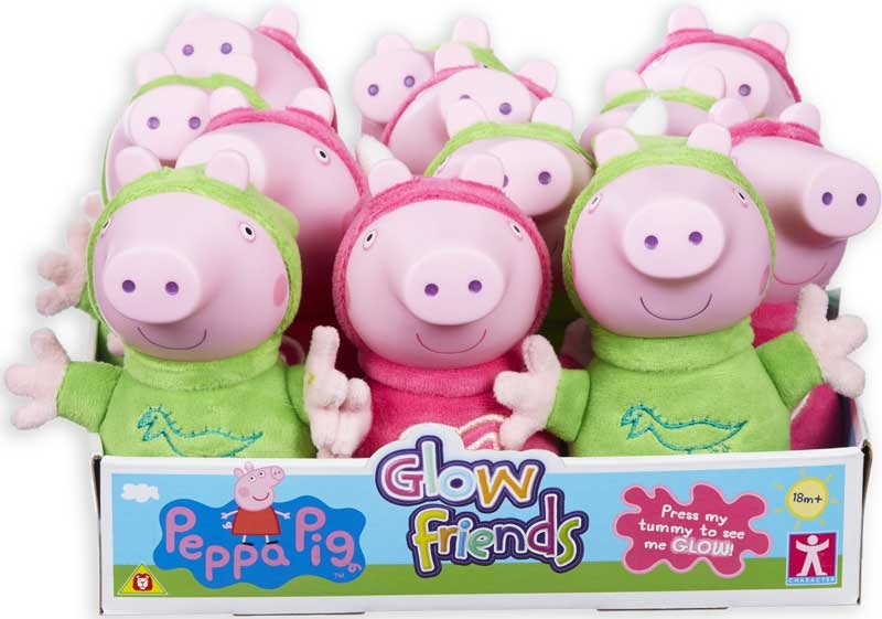 Wholesalers of Glow Friends Peppa Pig And Friends toys
