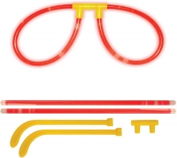 Wholesalers of Glow Glasses toys image