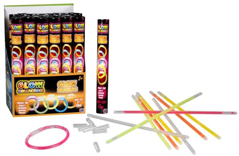Wholesalers of Glow Stick Bracelets toys