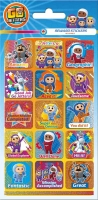 Wholesalers of Go Jetters Reward Stickers toys image
