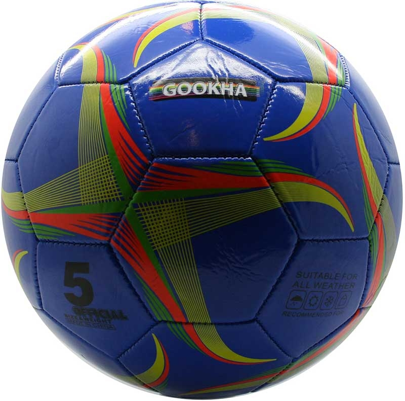 Wholesalers of Gookha Football Size 5 32 Pannel toys