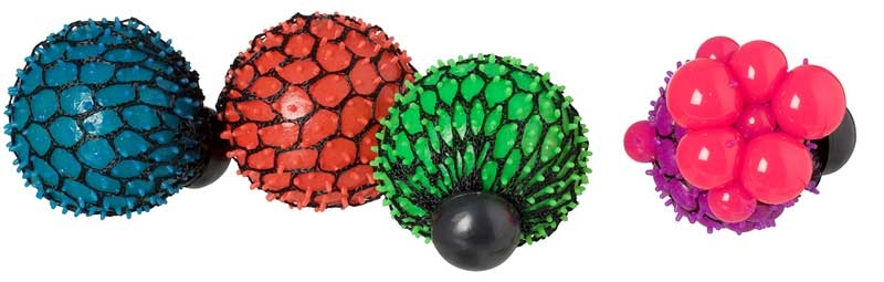 Wholesalers of Gooky Gripper Ball toys