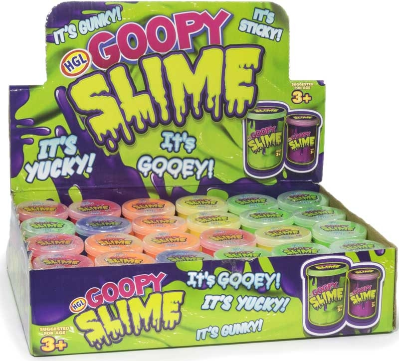 Wholesalers of Goopy Slime 60g toys
