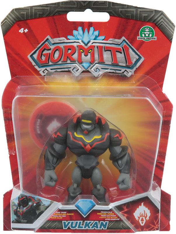 Wholesalers of Gormiti Basic Action Figures - Vulkan toys