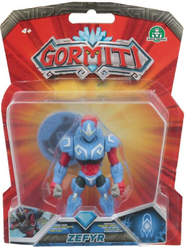 Wholesalers of Gormiti Basic Action Figures Asst  W1 toys