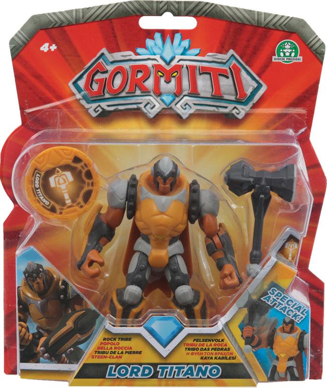 Wholesalers of Gormiti Deluxe Action Figure- Lord Titano toys