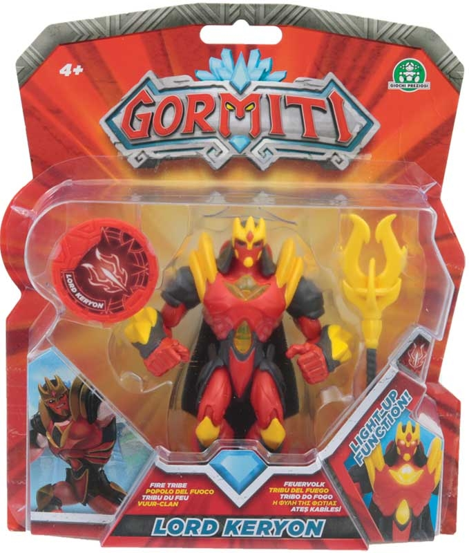 Wholesalers of Gormiti Deluxe Action Figure Asst W1 toys