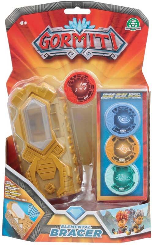 Wholesalers of Gormiti Elemental Bracer toys