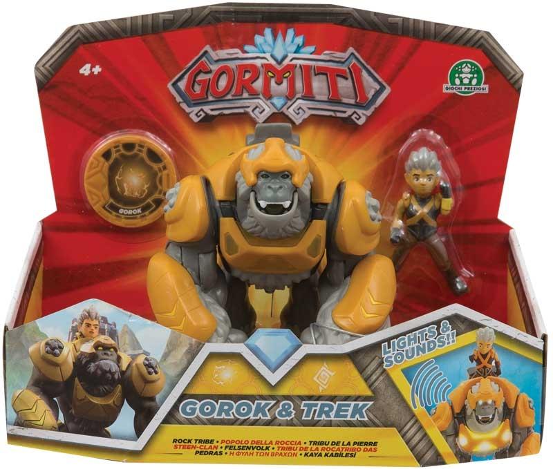 Wholesalers of Gormiti Hyperbeasts Asst W1 toys