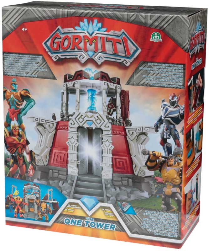 Wholesalers of Gormiti The One Tower Playset toys